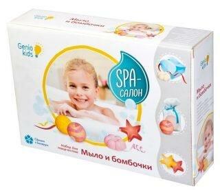 Набор для изготовления мыла Genio Kids SPA-салон - TA1108