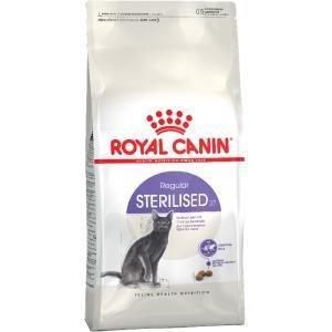 Royal Canin Sterilised 37 сухой корм для Кастрированных котов и Стерилизованных кошек - 4 кг