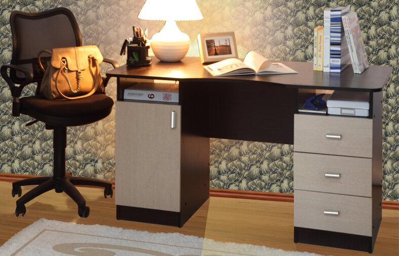 Письменный стол Олимп-мебель
