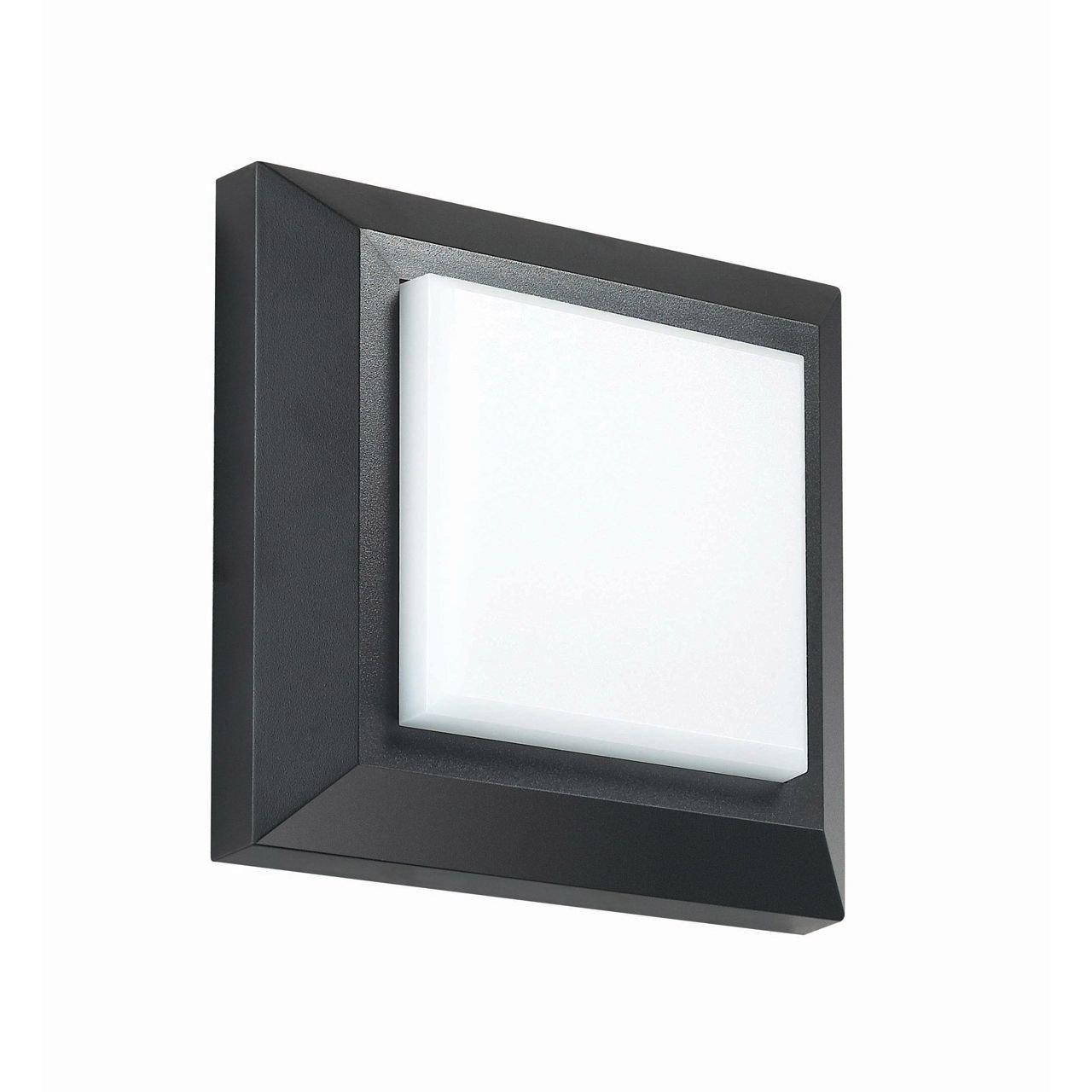 Уличный настенный светодиодный светильник IP54 Novotech Kaimas 357419