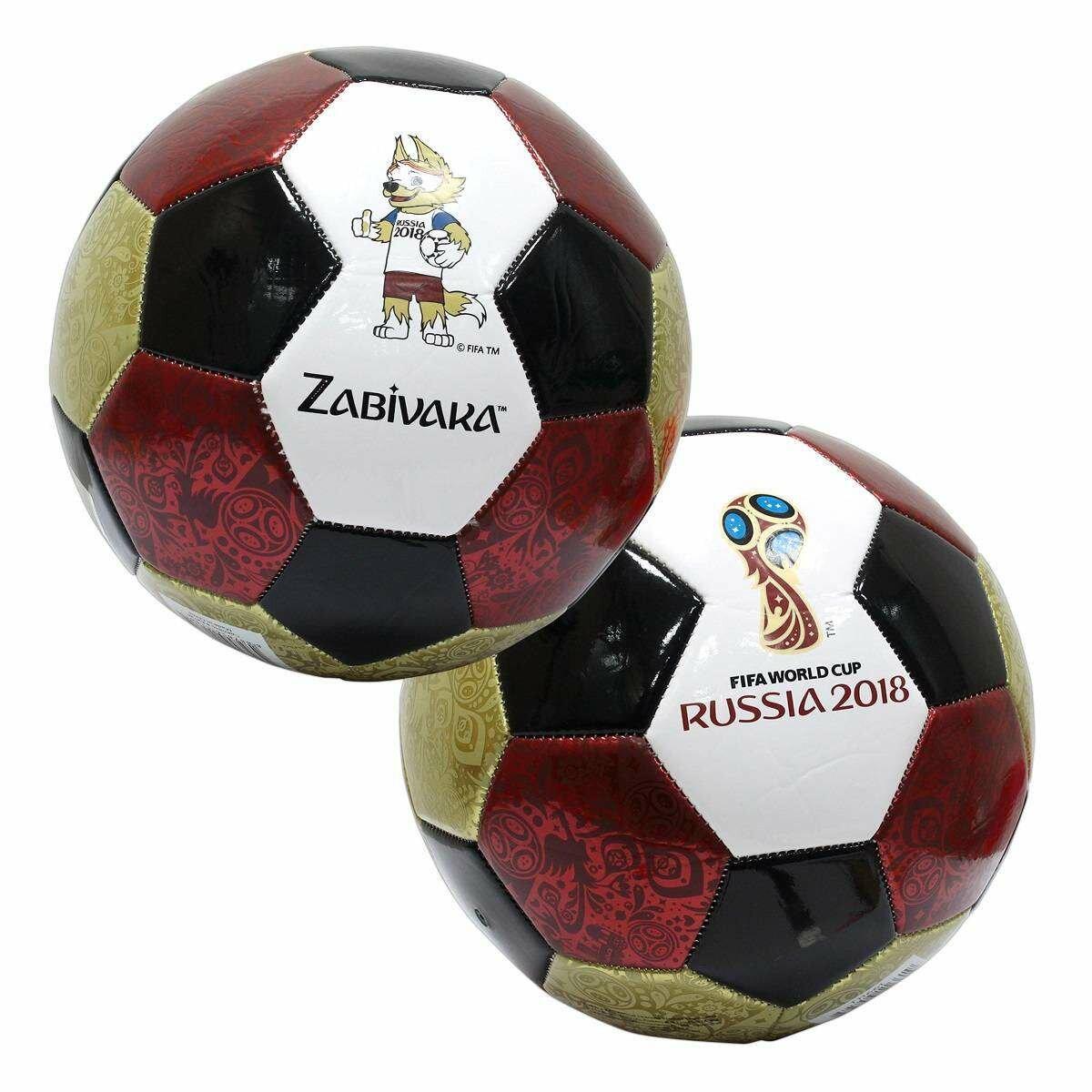 Мяч футбольный FIFA 2018 Zabivaka, размер 5