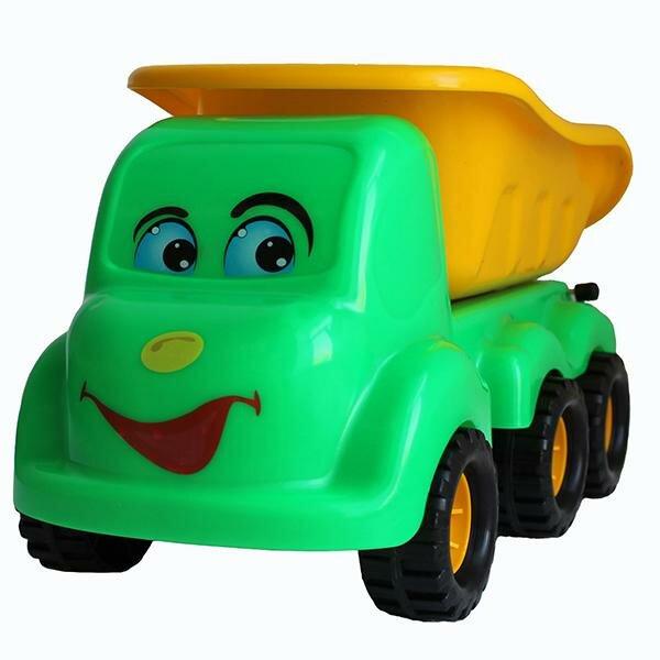 Картинка с грузовичком