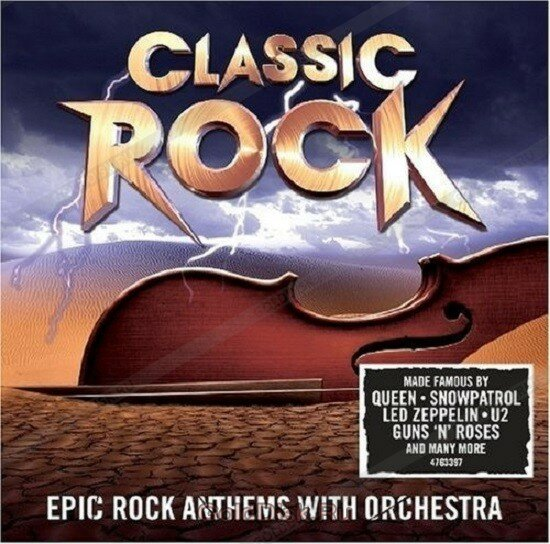 International Classic Rock Orchestra, The