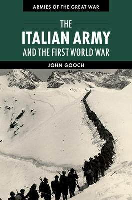 The Italian Army and the First World War