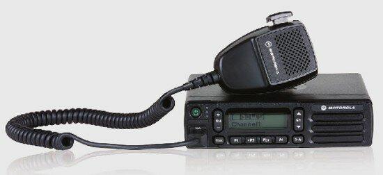 Радиостанции автомобильные и базовые цифровые Motorola DM2600
