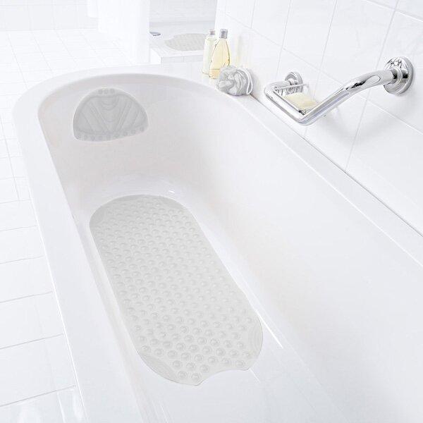 Подголовник для ванны Ridder Tecno 66600 Белый