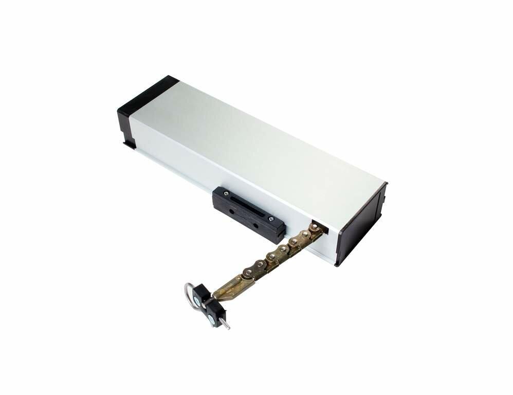 Электропривод цепной оконный Maxbar Smart SINTESI 2000, 230 В, анодированный, белый