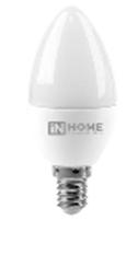 Лампа In Home E14 C37 8Вт 4000K