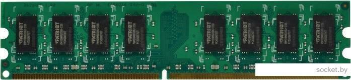 Оперативная память DDR2-800 2Gb Patriot (PSD22G80026)