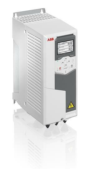 Преобразователи частоты ACS580-01-363A-4+J400 Преобразователь частоты 200 кВт, 380 В, 3 фазы, IP21, с интеллектуальной панелью управления ABB