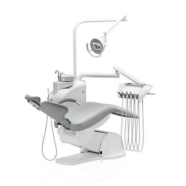 Diplomat Consul DC180 Special Edition - стоматологическая установка навесного типа с нижней подачей инструментов, с креслом DE20