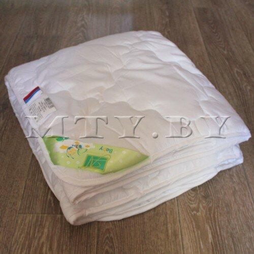 "Одеяло ""эвкалипт"" 105Х140 В Сатине"