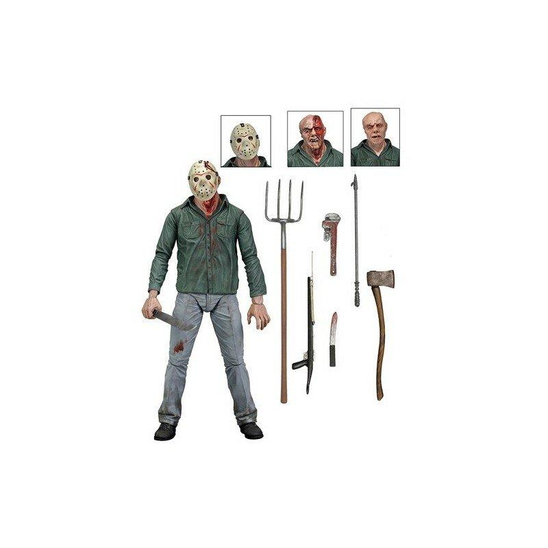 Фигурка Пятница 13 Friday the 13th Jason Джейсон (20 см)