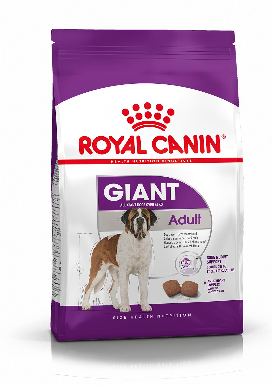 Сухой корм Royal Canin Giant Adult для взрослых собак гигантских размеров (15 кг, )