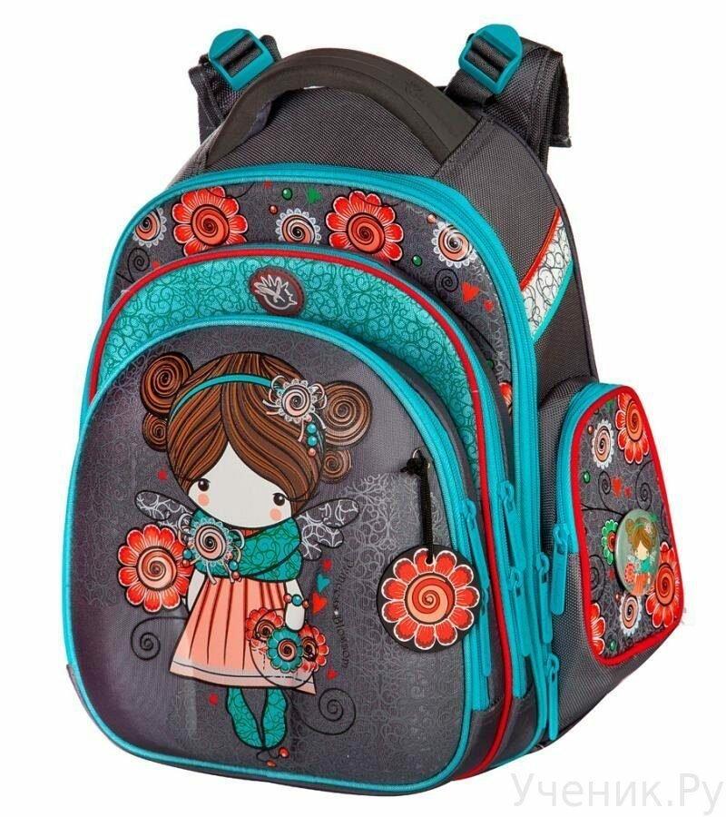 Школьный рюкзак Hummingbird KIDS модель Blossom TK19