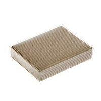 Коробка для конфет или печенья 14 х 10 х 2,5 см