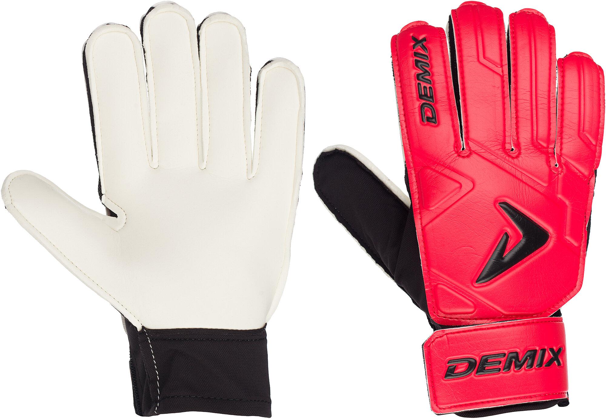 Demix Перчатки вратарские детские Demix, размер 7