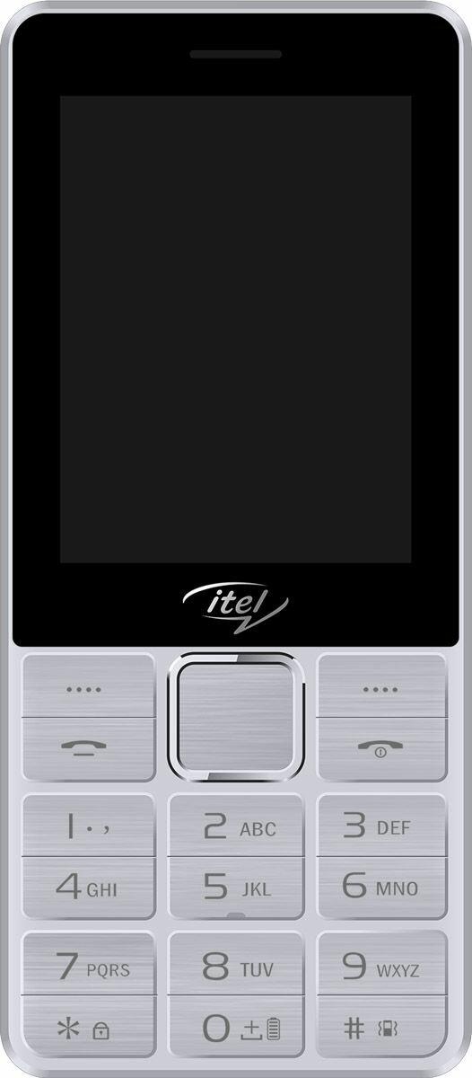 Мобильный телефон ITEL IT5630 DS Silver