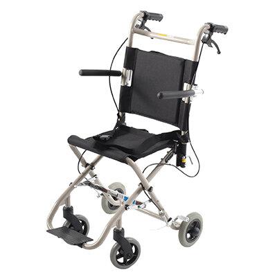 Кресло-каталка инвалидная, складная + сумка 5000, арт. 5019с0103т (51см)