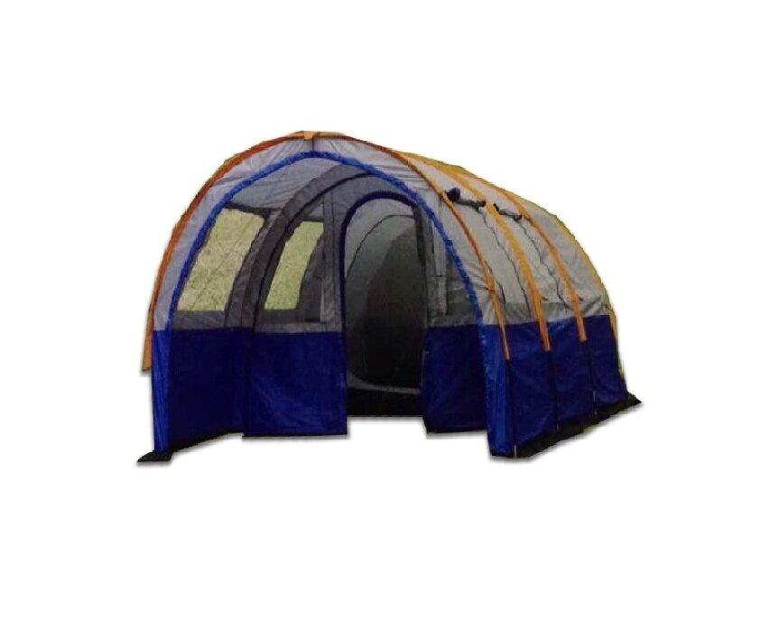 Туристическая палатка 4 местная Original Lanyu 1801 (480х260х200 см)