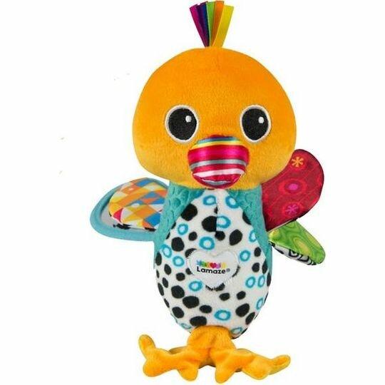 Подвесная игрушка Lamaze Утенок Уэйд (L27517)