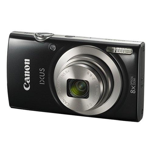 Цифровой фотоаппарат Canon IXUS 185 чёрный