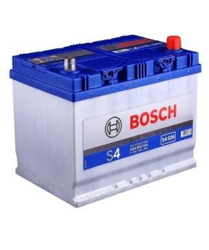 Автомобильный аккумулятор Bosch Silver S4 026 70A/h 630A