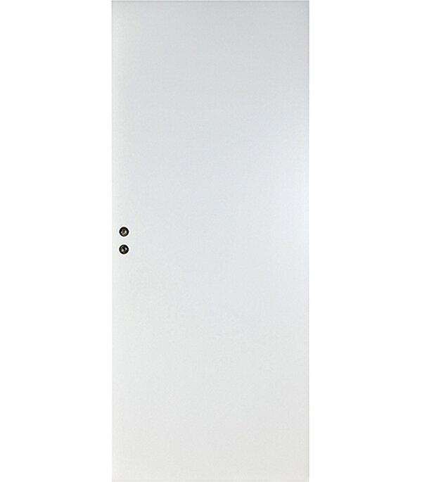Дверное полотно Verda белое глухое ламинированная финишпленка 920x2036 мм