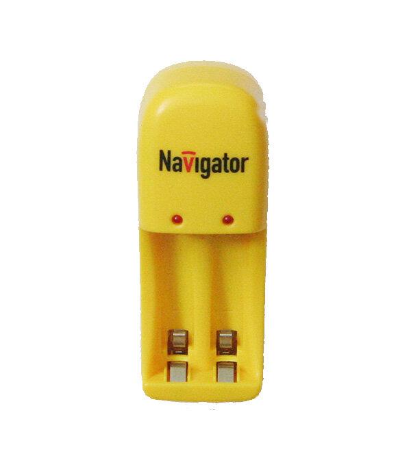 Зарядное устройство NAVIGATOR на 2 аккумулятора