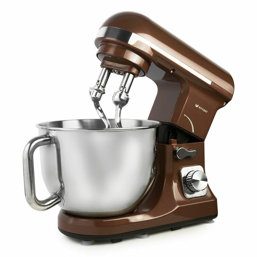 Миксер Kitfort КТ-1343, Coffee