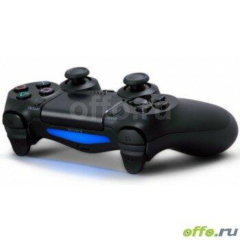 Sony Dualshock 4 v2 (чёрный) (PS4)