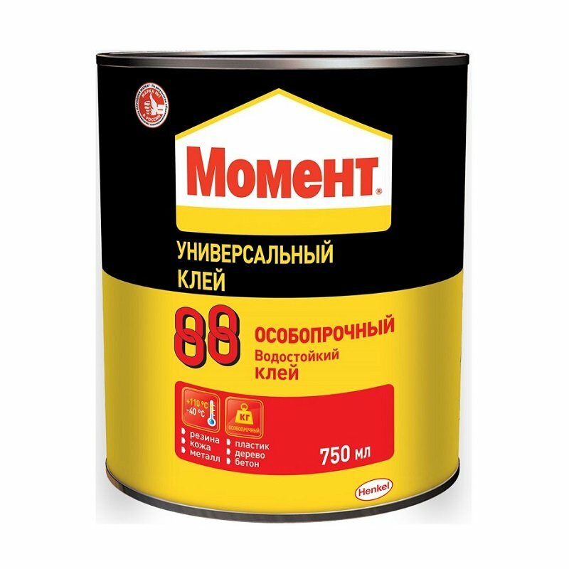 Клей 88 Момент особопрочный (750 мл)