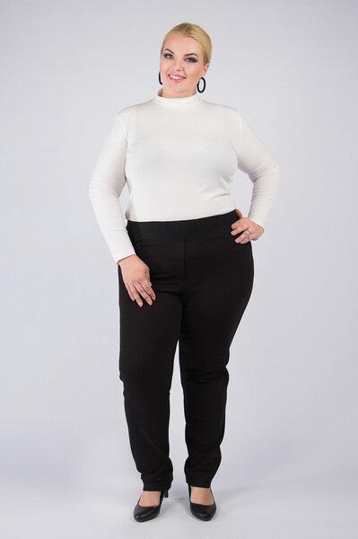 ARTESSA Женские брюки BB034 26 BLK00 большого размера 58