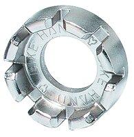 Ключ для спиц BIKEHAND YC-8A сталь, 8 размеров: 10/11/12/13/14/14/15/15G