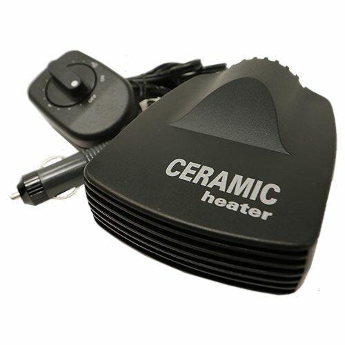 """Автомобильный тепловентилятор 12В """"HBA 31T"""" (150 Вт) с таймером"""