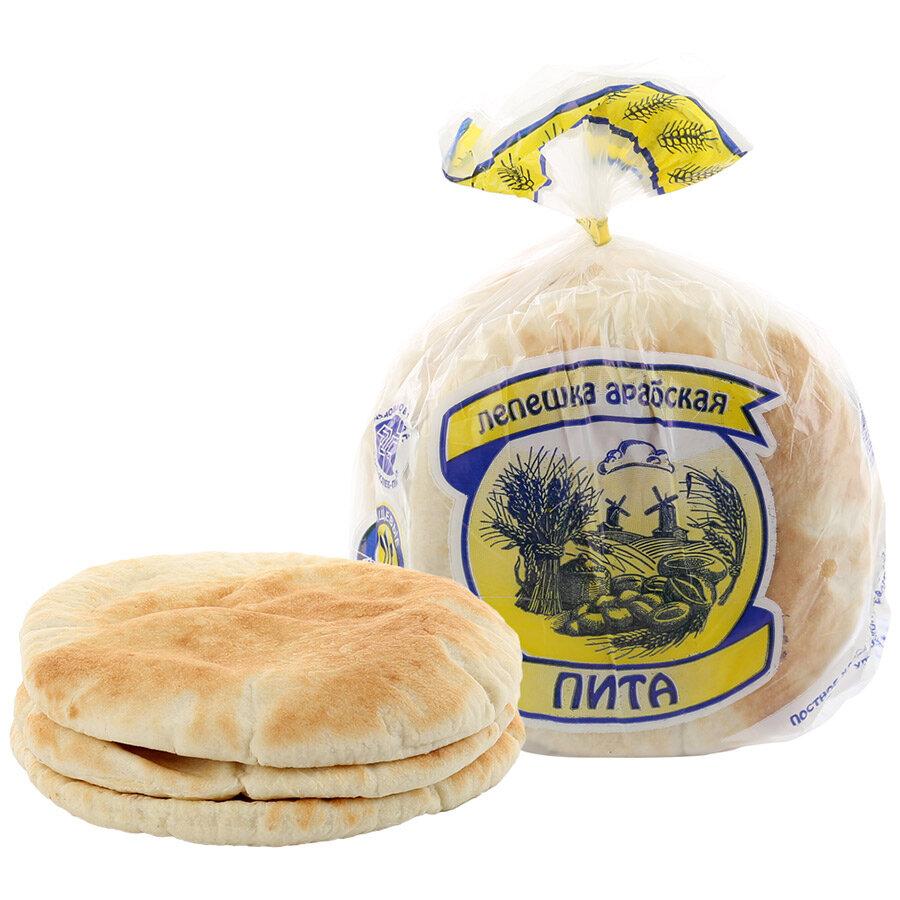 Лепешка арабская Хлеб-Пита