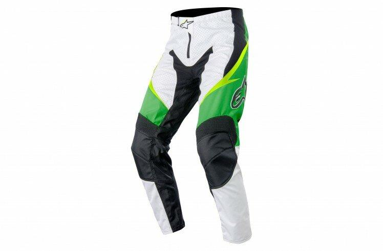 Велосипедные штаны Alpinestars Sight White/Yellow Fluo 54