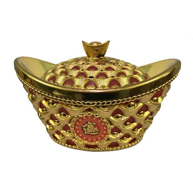 Золотой слиток (шкатулка)