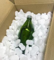 Наполнитель коробок из пенопласта для упаковки хрупких предметов , мешок 120 л