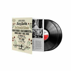 "Various Artists ""виниловая пластинка The Sound Of Music - Original Broadway Cast (2 LP)"""