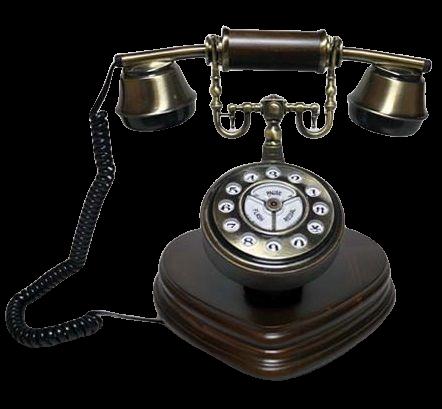 """Телефон в стиле ретро """"Josèphe"""""""
