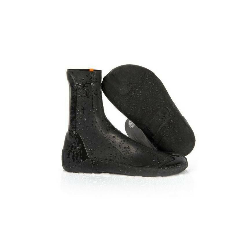 Гидрообувь Rip Curl Rubber Soul Boot 3mm - Split Toe (9, black, 2018)