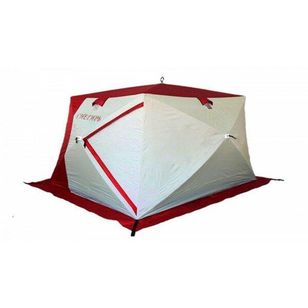 Снегирь Зимняя палатка «Снегирь» 4Т long