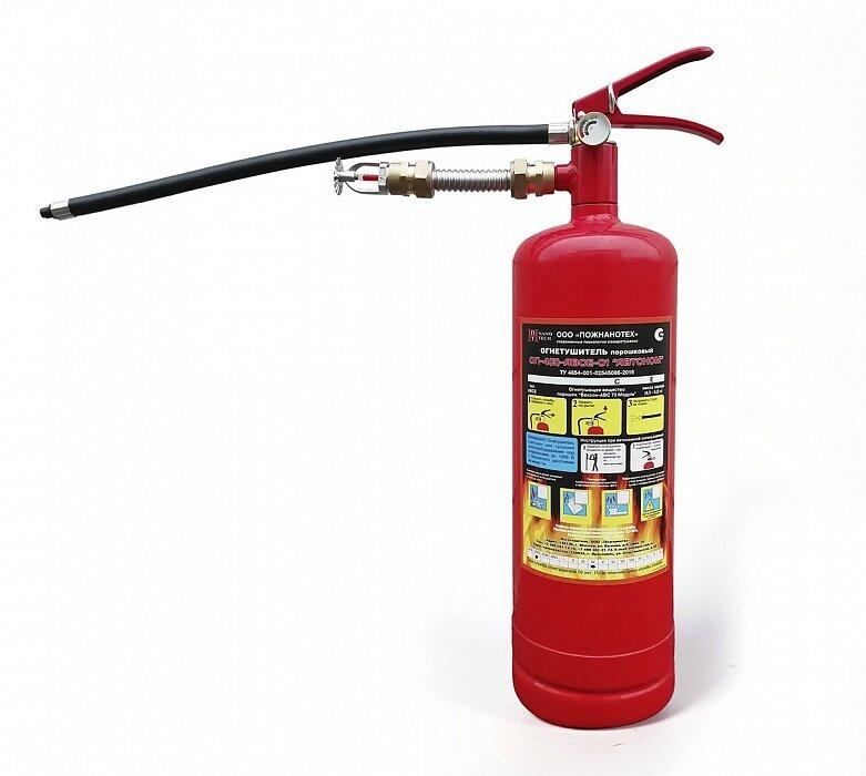 огнетушитель Пожнанотех ОП-4