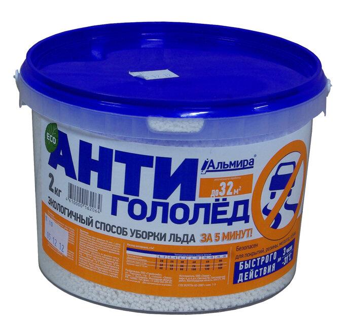 Антигололед агбд (5 кг)