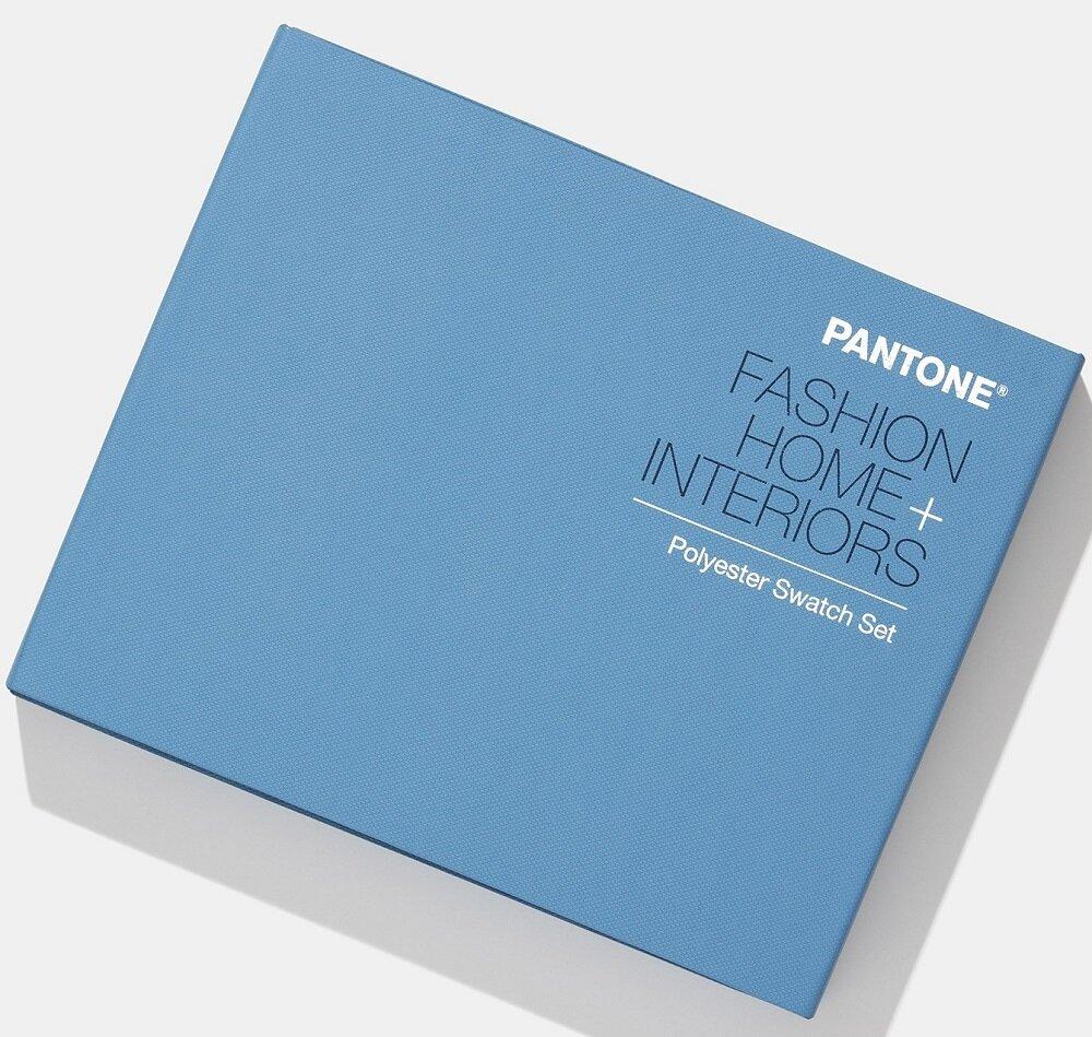 Цветовой справочник Pantone Polyester Swatch Set