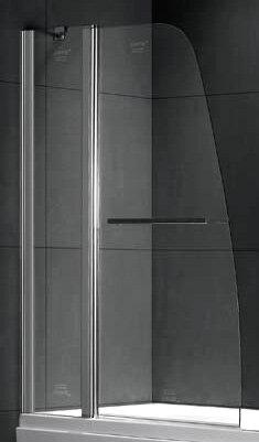 Шторка на ванну Gemy S03201