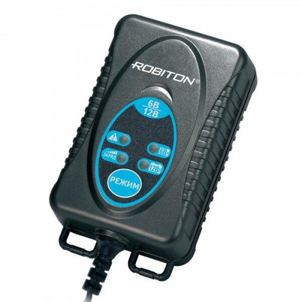 Зарядное устройство АКБ Robiton MotorCharger 612 Robiton 396-02