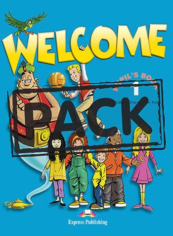 "Elizabeth Gray Virginia Evans ""Welcome 1 Student's Book"""