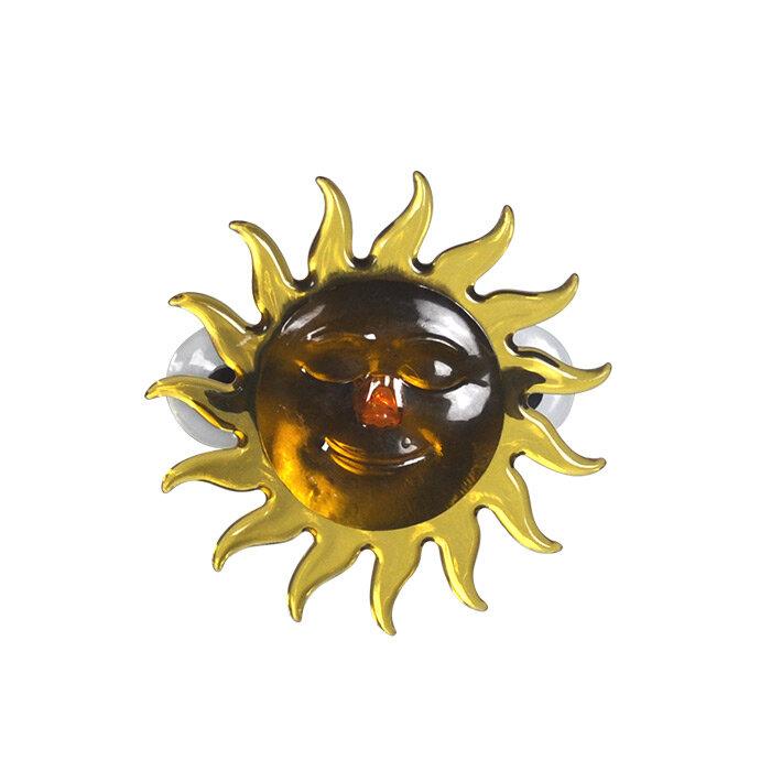Ночник на присоске Солнце
